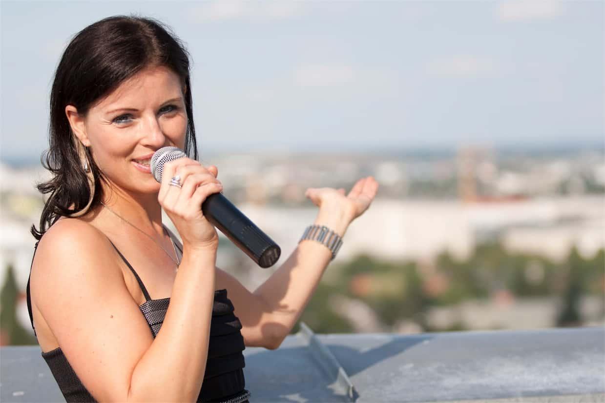 Veranstaltungsmoderatorin Eventmoderation - Danja Bauer 7