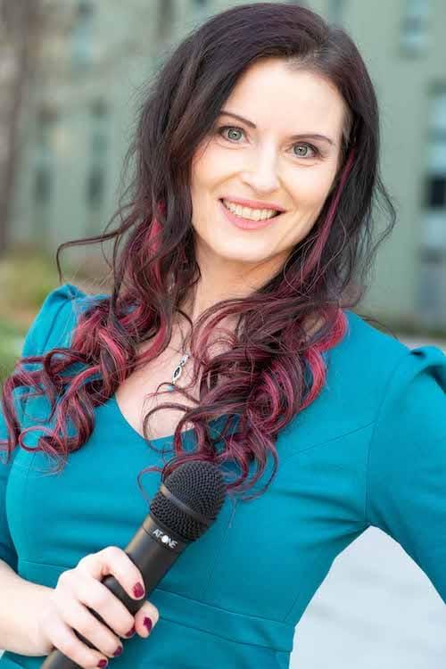 Event Moderatorin Wien Danja Bauer