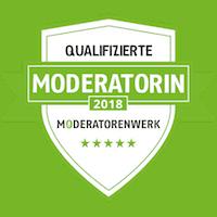 Danja Bauer - vom Moderatorenwerk ausgezeichnete Event-Moderatorin 2018 kl