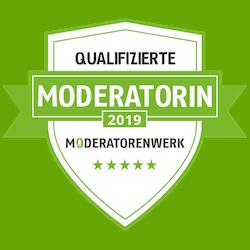 Danja Bauer - vom Moderatorenwerk ausgezeichnete Event-Moderatorin 2019 Kopie